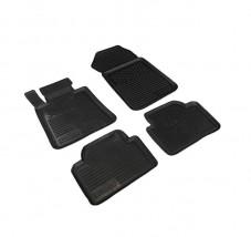 Petroplast Резиновые коврики в салон BMW 3-series 2010-, комплект 4шт