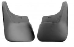 Брызговики Fiat Albea SD (02-) задние комплект