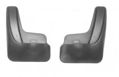 NorPlast Брызговики Kia Rio (RUS(QB) HB (11-) задние комплект