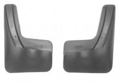 NorPlast Брызговики Kia Rio (RUS(QB) SD (11-) задние комплект
