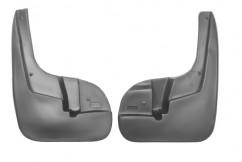 NorPlast Брызговики Renault Logan (L52)(13-)/Sandero (B52) HB(14-) передние комплект