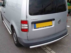 ST-Line Защита заднего бампера Volkswagen Caddy