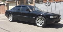 Ветровики BMW 7 Sd (E38) 1994-2001