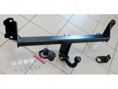Hakpol Фаркоп Bmw X3 (10-) /F25//модуль, подрез.
