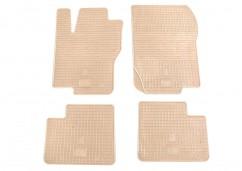 Stingray Коврики в салон резиновые Mercedes W166ML 11-/164ML 05-/X166GL 12-/X164GL 05- (бежевые 4шт)