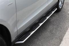 AVTM Пороги боковые (подножки) Audi Q3 2012-