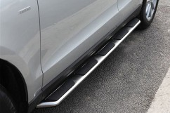 AVTM Пороги боковые (подножки) Audi Q5