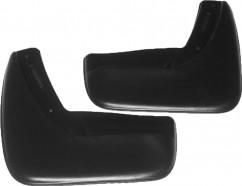 Lada Locker Брызговики Chevrolet Captiva (06-13) задние комплект