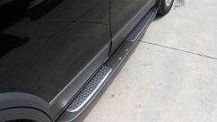 AVTM Пороги боковые (подножки) Chevrolet Captiva 2006-