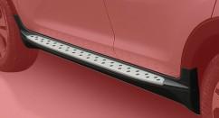AVTM Пороги боковые (подножки) Chevrolet Captiva стиль BMW