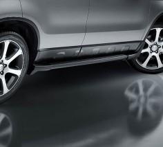 AVTM Пороги боковые (подножки) Honda CRV 2007-2012