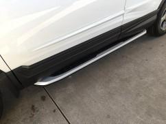 AVTM Пороги боковые (подножки) Honda CRV 2017-