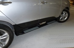 AVTM Пороги боковые (подножки) Hyundai IX35