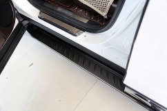 AVTM Пороги боковые (подножки) Lexus RX 2015-