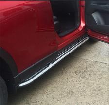 AVTM Пороги боковые (подножки) Mazda CX5 2017-