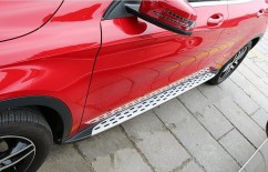 AVTM Пороги боковые (подножки) Mercedes GLA 2013-