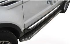 AVTM Пороги боковые (подножки) Range Rover Evoque