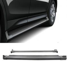 Пороги боковые (подножки) Toyota Rav4 2013-2015