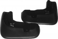 Lada Locker Брызговики Honda Civic HB (12-) передние  комплект