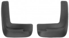 Брызговики Hyundai Accent Solaris (10-)  передние