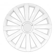 """Argo Колпаки 15"""" SPYDER PRO WHITE (Комплект 4шт.)"""