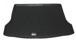 Коврик в багажик Nissan Tiida II hb (15-)