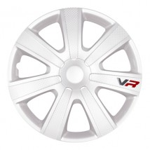 "Argo Колпаки 16"" VR CARBON WHITE (Комплект 4шт.)"