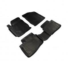 Petroplast Резиновые коврики в салон Hyundai Elantra V 2007-2011, комплект 4шт