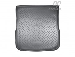 NorPlast Резиновый коврик в багажник Audi A6 (4F,C6) Avant/Allroad (08-11)