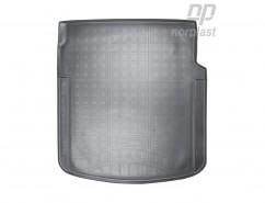 NorPlast Резиновый коврик в багажник Audi A7 (4G,C7) HB (10-)