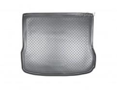 NorPlast Резиновый коврик в багажник Audi Q5 (8RB) (08-)