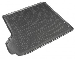 NorPlast Резиновый коврик в багажник BMW X3 (E83) (06-10)