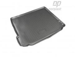 Резиновый коврик в багажник BMW X5 (E70) (06-13)