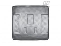 NorPlast Резиновый коврик в багажник Cadillac Escalade (06-13)