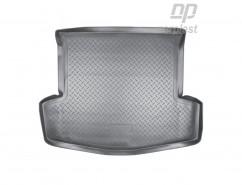 Резиновый коврик в багажник Chevrolet Captiva (06-)
