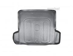 NorPlast Резиновый коврик в багажник Chevrolet Cruze SD (09-)