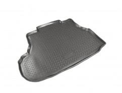 NorPlast Резиновый коврик в багажник Chevrolet Epica SD (06-)