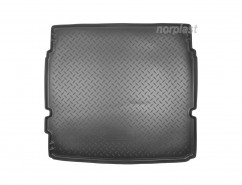 Резиновый коврик в багажник Chevrolet Orlando 5 мест (11-)