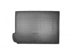 NorPlast Резиновый коврик в багажник Citroen C4 Grand Picasso (14-)