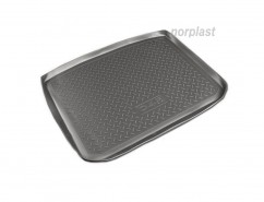 NorPlast Резиновый коврик в багажник Citroen C4 HB (L) (04-10)
