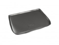 Резиновый коврик в багажник Citroen C4 Picasso (U) (07-)