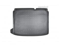 NorPlast Резиновый коврик в багажник Citroen DS4 HB (10-)