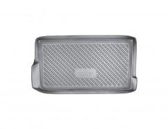 Резиновый коврик в багажник Daewoo Matiz HB (05-)