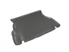 Резиновый коврик в багажник Daewoo Nexia SD (08-)