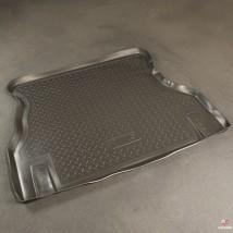 Резиновый коврик в багажник Daewoo Nexia SD (95-08)