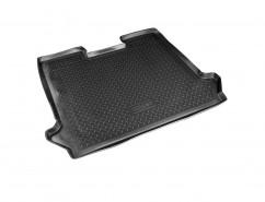 Резиновый коврик в багажник Fiat Doblo (01-)