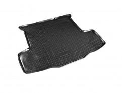 Резиновый коврик в багажник Fiat Linea SD (07-)