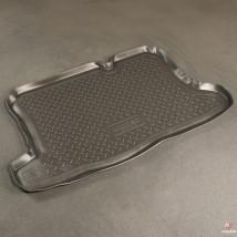 NorPlast Резиновый коврик в багажник Ford Fusion (02-08)