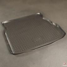 NorPlast Резиновый коврик в багажник Geely CK (Otaka) SD (06-08)