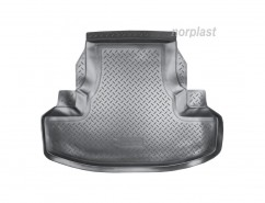 Резиновый коврик в багажник Honda Accord VIII SD (08-13)